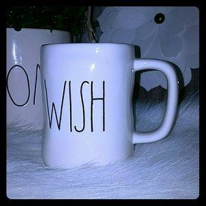 Rae Dunn wish mug